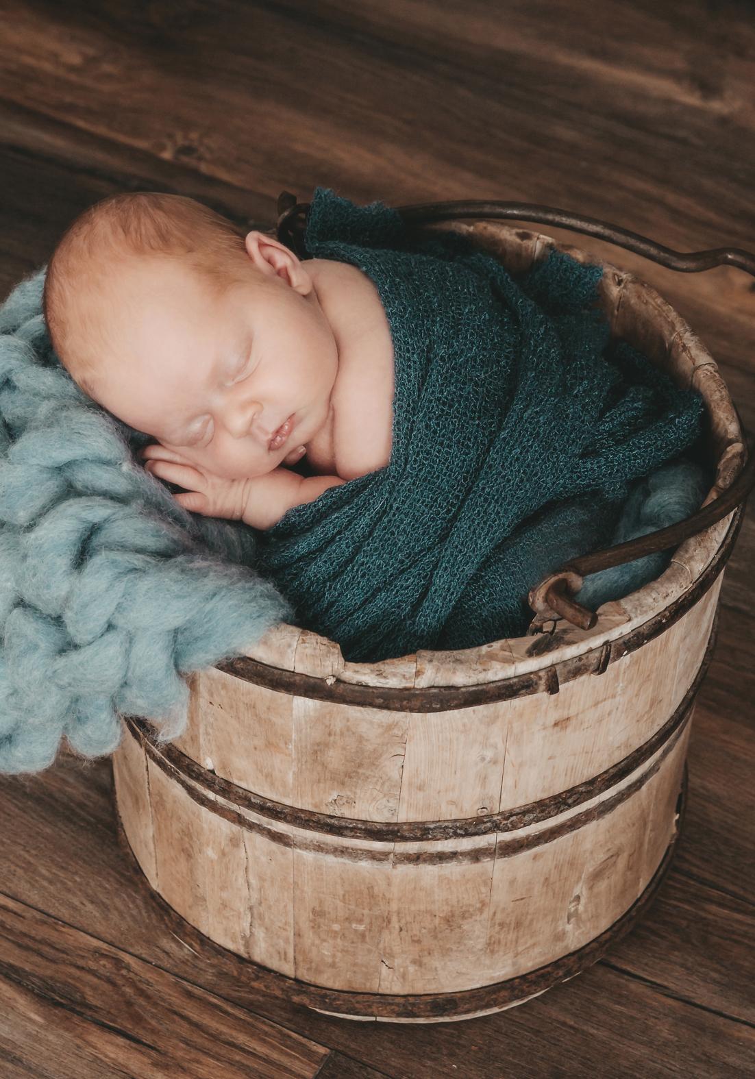 emotionale Babyfotografie