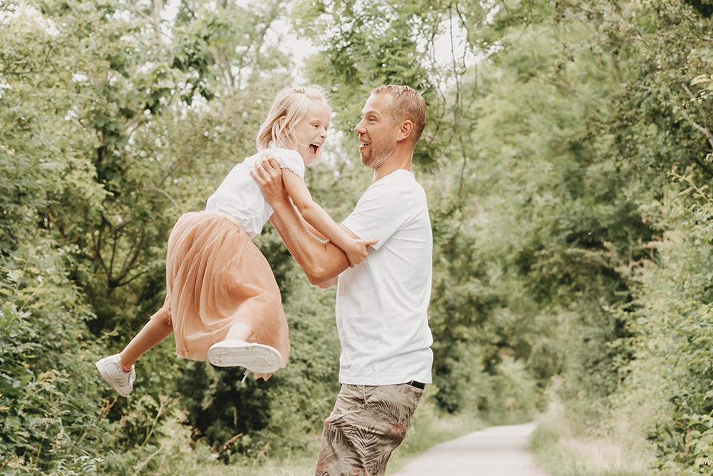 Familienfotografie