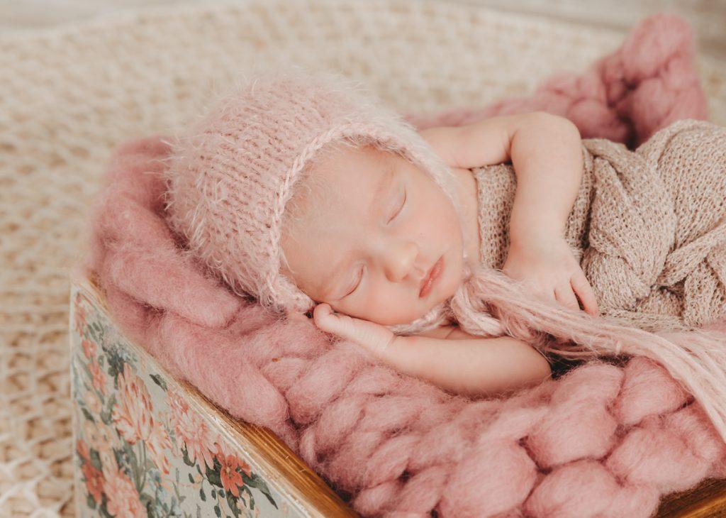 authentische Babyfotos