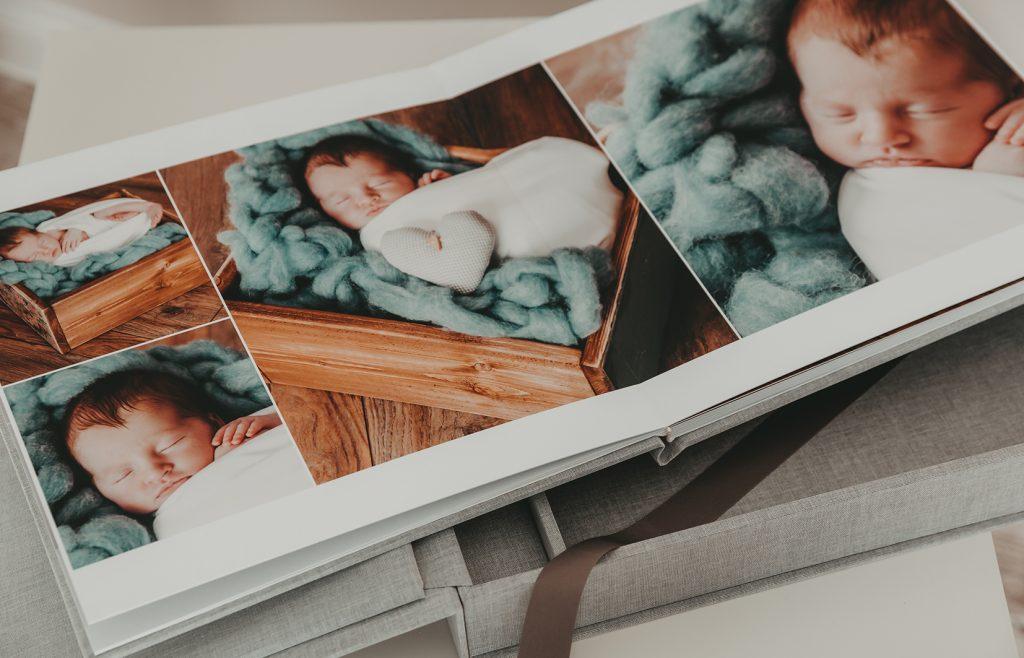 Fotobuch Babyfotograf