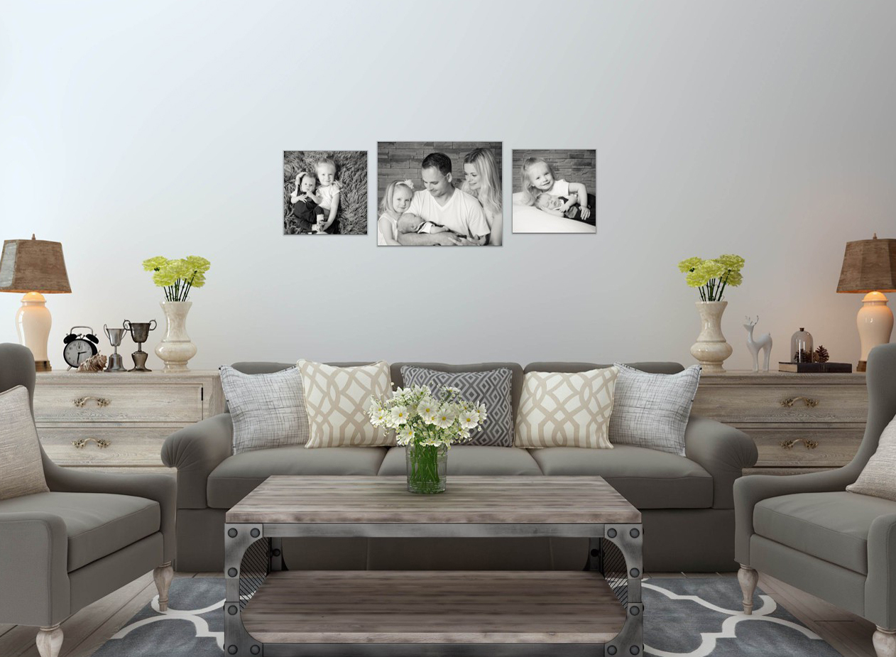 hochwertige Wandbilder