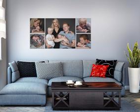 Fotoprodukte, Bilder gehören an die Wand