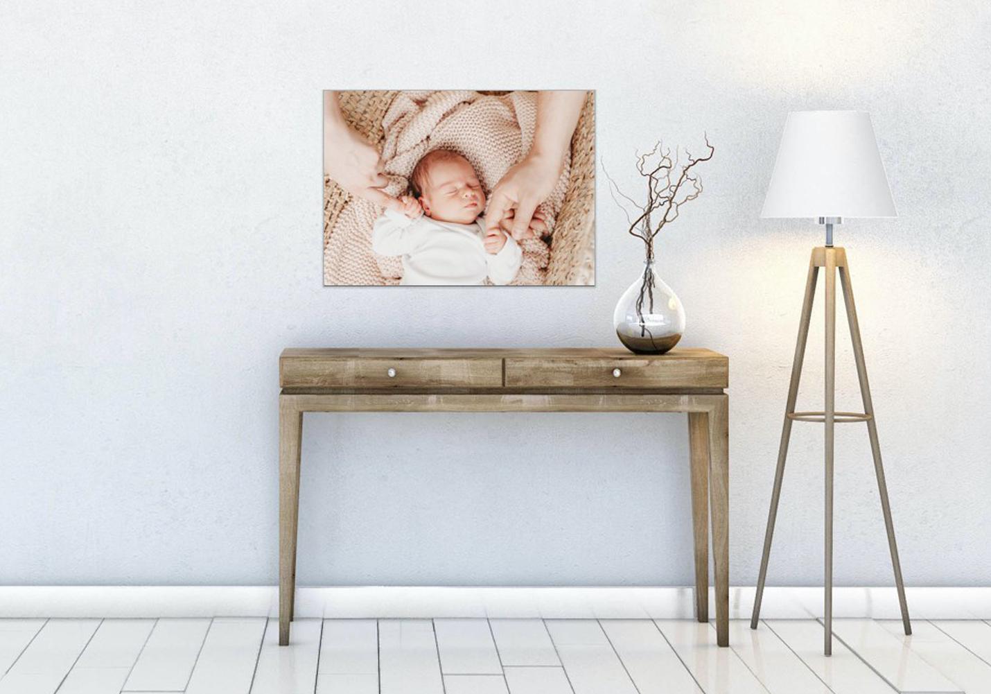 liebevolle Babyfotografie