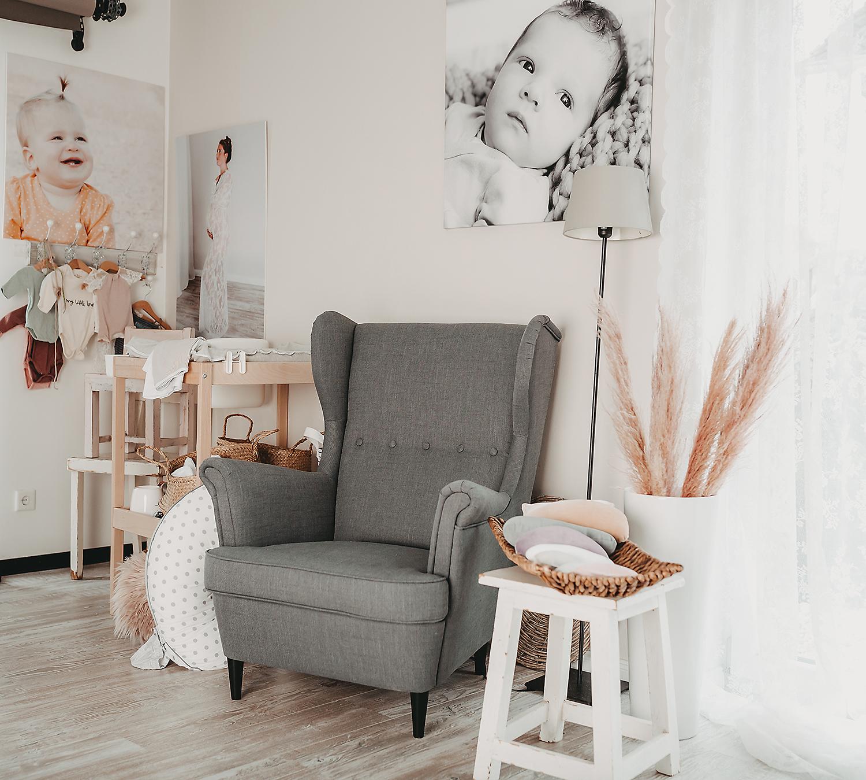 Fotoatelier im Norden für Babyfotos